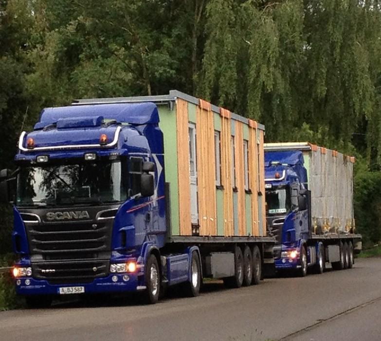 Holzwerkstatt fisslake 86637 wertingen unser mobiles for Mobiles holzhaus